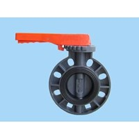 Sell Butterfly Valve PVC