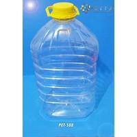 Jual PET 5 Liter Minyak goreng tutup kuning