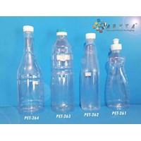Jual PET sabun 450ml angsa 1 liter  aqua 1 liter  ABC