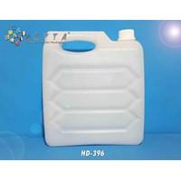 HDPE 5 liter dirigen gepeng natural