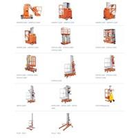 Jual Alumunium Work Platform