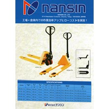 Hand Pallet Nansin CBG