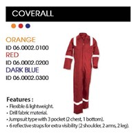 Jaket Coverall Tommy