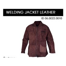 WELDING JACKET LEATHER