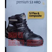 Sepatu Jogger Premium S3 HRO