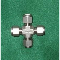 Jual Union Cross Connector