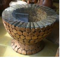 Long Bowl Glas