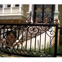 pager balkon work iron