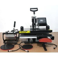 Sell Press machine 5In1