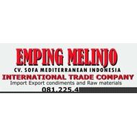 Emping Limpung Khas Indonesia