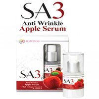 Jual SERUM SA3 (Nano + Apple + Stemcell +Premix Vit C Dan E + Collagen)