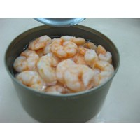 Sell Canned Shrimp (Small-Medium Size)