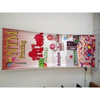 Sell Roll Up Banner