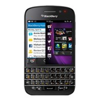 Jual Blackberry Q10 Arabic Black