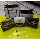 Jual  Powerbank CHANEL Lady Bag 9800Mah