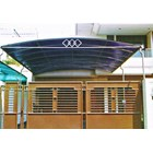 Jual Canopy Stainless