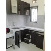 kitchen set paling murah