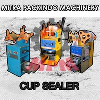 Jual Mesin Cup Sealer Manual Gelas Plastik