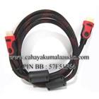 Jual Kabel HDMI Standard rajutan (1.5M)