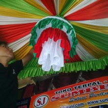 PLAFON BALON DEKORASI TENDA PESTA - dekorasi wedding dan hadiah