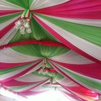 Jual plafon dekorasi pesta