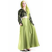 Jual turkey dress satin