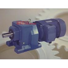 Technogear Helical Gear Motor