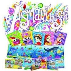 Buku Paket Anak Asmaul Husna