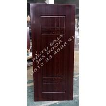 Pintu Besi Baja - JBS DOOR Type 13