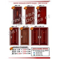 Sell Gambar & Model Pintu Baja JBS DOOR