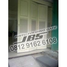 Agen Pintu Garasi JBS Door