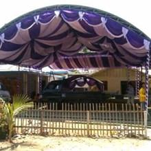 RombAI tenda dan dekorasi tenda