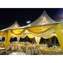 Tenda Sarnavil dan macam-macam Rangka Tenda