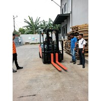 Jual Toyota Forklift Indonesia