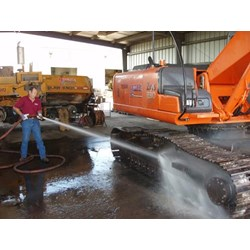 Supplier Industrial High Pressure Cleaner