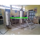 Jual Mesin Destilasi  Minyak Asiri