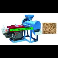 Jual  Mesin Paket Pelet terdiri dari   Mesin Hummer Mill  Mixer Pelet  Cetak Pelet dan Oven Pengering.