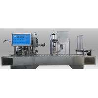 Sell Machine Cup Sealer 8 Line Full Electric Full Pneumatic