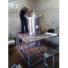 Mesin Destilasi  Minyak Asiri  Alat Penyuling Minyak