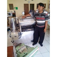 Mesin Penggorengan Keripik Buah