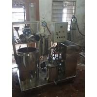 Mesin Evaporator Vacuum Kapasitas 25 Liter