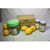 Minuman Buah Lemon Toples
