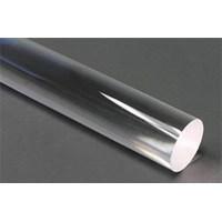 Jual Acrylic Rod Clear ( Aklirik Batangan Padat Bening )