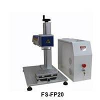 Jual Fiber Laser Marking Machine FS-FP20