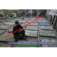 Sell PRODUKSI GRILL MANHOLE COVER