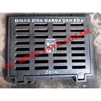 Production Manhole Catch Water Grill