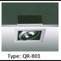 Lampu sorot QR