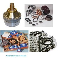 Sell Spare Part Lube Oil Separator