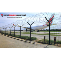 Jual Pagar Brc Galvanis Standart Resmi Pagar Bandara