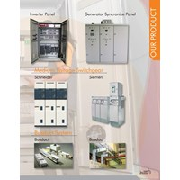 Jual Electrical Switchboard Medium Voltage ( Compartmented Type)